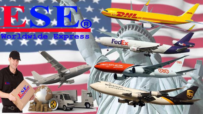 Vận chuyển hàng đi Mỹ giá rẻ uy tín bằng đường biển và đường bay