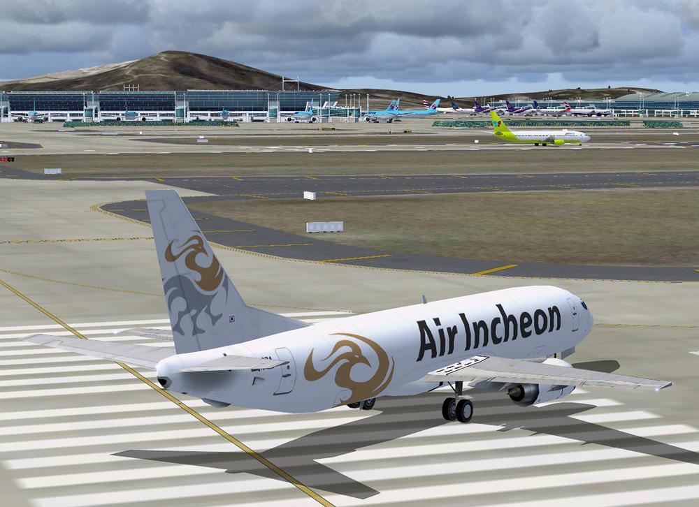 Bắt đầu các chuyến bay chở hàng đến Trung Quốc, Nhật bản và Nga từ 30/4 của hãng hàng không Air Incheon