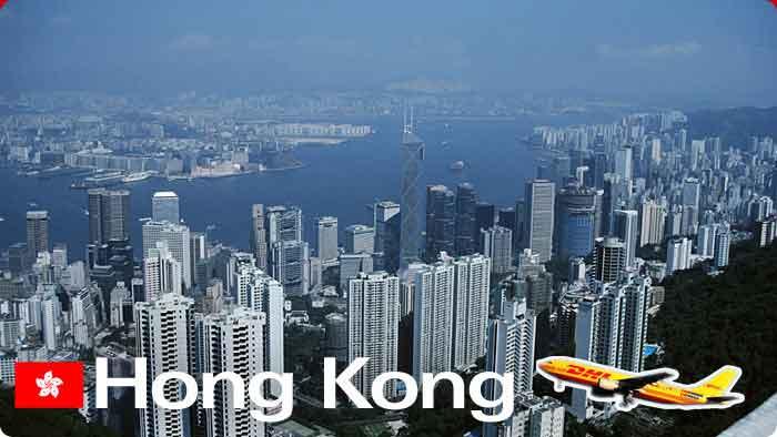 Công ty chuyển Phát nhanh đi HongKong giá rẻ