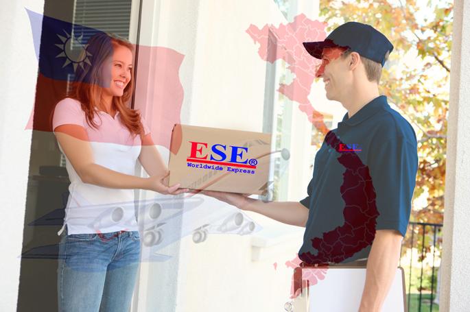 ESE Luôn mang đến sự hài lòng về dịch vụ gửi hàng đi Đài Loan
