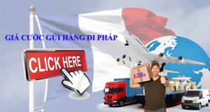 Bảng giá cước gửi hàng đi Pháp qua Fedex, TNT, DHL và UPS giá rẻ 30%