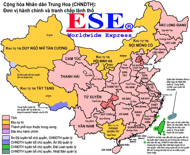 Nhập hàng từ China về Việt Nam giá rẻ, an toàn