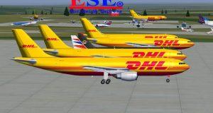 Đại lý DHL tại Hải Phòng