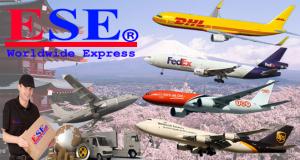 Bảng giá cước gửi hàng đi Nhật giá rẻ 30% qua DHL, Fedex, TNT và UPS