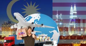 Bảng giá cước gửi hàng đi Malaysia bằng đường biển và đường không