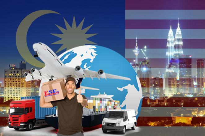 gửi hàng đi Malaysia bằng đường biển và đường không