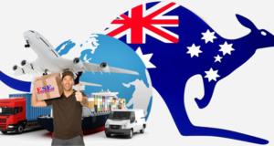 Bảng giá cước gửi hàng đi Úc vận chuyển hàng đi Úc tiết kiệm 30%