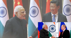 """Ấn Độ tự xây """"con đường tơ lụa"""" mới qua Nga không cần Trung Quốc"""