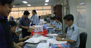 Vướng mắc về thủ tục hải quan gửi trả hàng để bảo hành thay thế