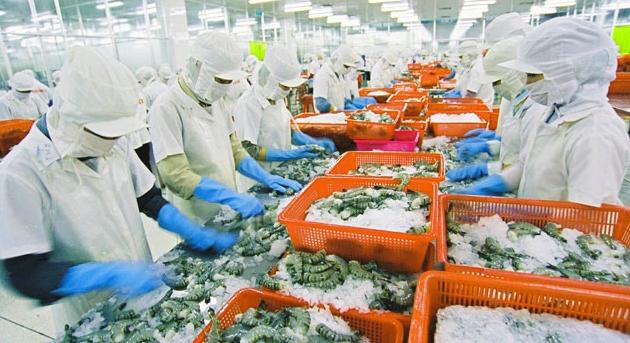Xuất khẩu 7 tháng đầu năm : Lượng đổi, chất chưa đổi