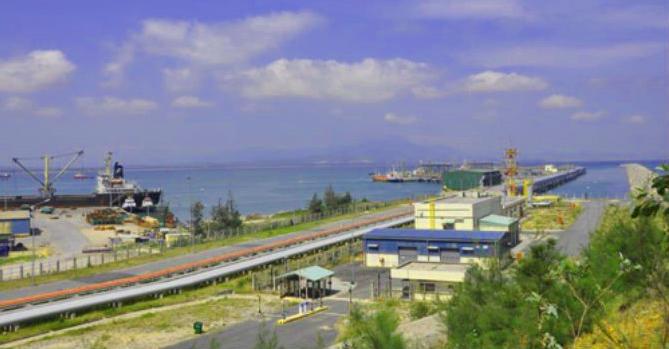 Khu kinh tế  Cảng Dung Quạt