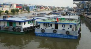 Vận tải đường thủy nội địa chưa được khai thác hết tiềm năng