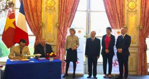 FLC Việt Nam và Airbus ký hợp đồng thỏa thuận mua 24 máy bay A321NEO